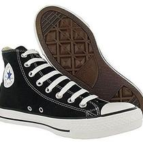 New Converse Chuck Taylor High Top Sneaker Black 8 M Us Men /10 M Us Women Photo