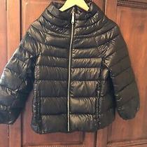 New Cozy Sam Edelman Black Funnel Neck Coat Lightweight Puffer Jacket Xs P Photo