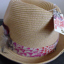 New Cream Billabong Summer Hat Photo