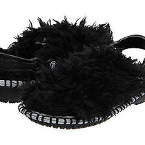 New Crocs Kids the Thing Shaggy Clogs in Black Sz 11m Photo