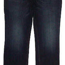 New Current Elliott Womens Jeans the Rolled Skinny Sidecar Stretch Denim 29 218 Photo