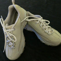 New d'lites Skechers Sport Sneakers Tan Shoes 7.5 Photo