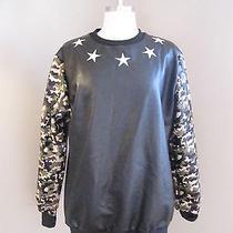New Designer Crewneck Sweatshirt Stars Camouflage Givenchy Like S Photo