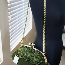 New Designer Deux Lux  Vintage Hand Shoulder Bag Purse Hard 2 Find Anthropologie Photo