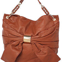 New Deux Lux Heidi Girl Hobo Cognac Photo