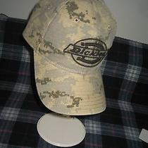 new.dickies.authentic.men's  Hats Ap. Sz. L-Xl Photo