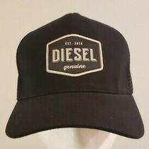 New Diesel Adjustable Trucker Hat - Free Shipping Photo
