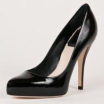 New  Dior Black Shoes/pumps  Size 38 Us 8 Photo