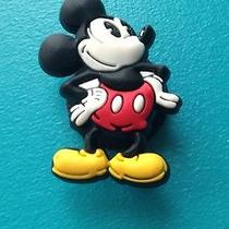 New Disney Mickey Mouse Charm for Crocs Craft Bracelet Bows Necklace Photo