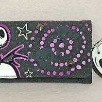 New Disney Tim Burton's the Nightmare Before Christmas Jack Skellington Wallet Photo