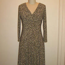 New Dkny Empire Dress  Size 6 Photo