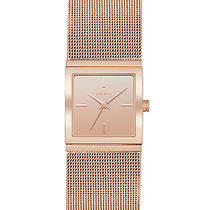 New Dkny Ny2114 Women's Rose Gold Tone Stainless Steel Quartz Watch Photo