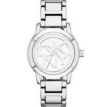 New Dkny Ny8875 Women's Silver Stainless Steel Bracelet Quartz Watch Photo