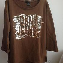 New Dkny Sequined Top Photo