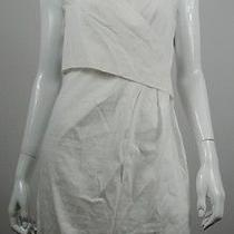 New Dkny Women's  White Dress 6 Photo