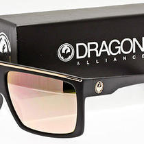 New Dragon Fame Sunglasses Matte Black  Rose Gold Ion 720-2213 Photo