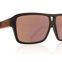 New Dragon the Jam Sunglasses Matte Black  Rose Gold Ion 720-2221 Photo