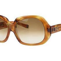 New Dsquared Dq 0019 Havana 53f Sunglasses 19 Dsquared2 Photo