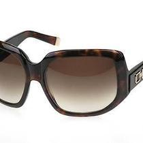 New Dsquared Dq 0020 Brown 52f Sunglasses 020 Dsquared2 Photo