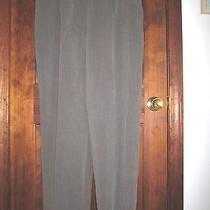 New Eddie Bauer Microfiber Dress Pants Size 18 Msrp 100 Photo