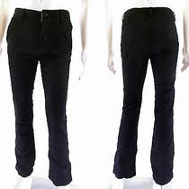 New Element Boys Size 29 Stretch Chino Pants Pant Black Solid Bottoms Kids Deals Photo