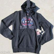 New Element Jacket Hoody Top Sweatshirt Black 50 Boy S Photo