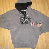 New Element Jacket Hoody Top Sweatshirt Grey 70 Boys S Photo