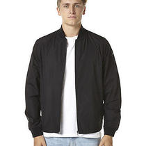 New Element Men's Bronson Mens Jacket Polyester Mens Pilot Black Photo