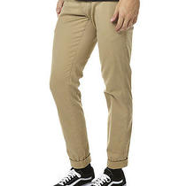 New Element Men's Krewson Highwater Mens Pant Mens Trousers Natural Photo