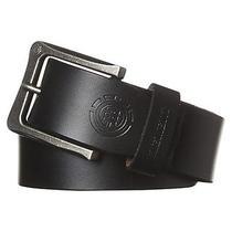 New Element Men's Poloma Leather Belt Leather Men Black Photo