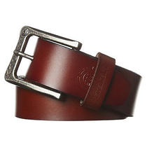 New Element Men's Poloma Leather Belt Leather Men Brown Photo