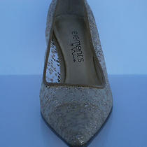 New Elements by Nina Gold See Through Sparkle Pump 6.5m Dance All Night Wedding  Photo