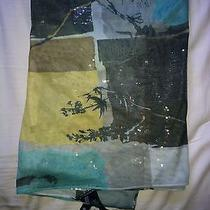 New Elie Tahari Scarf Original Price 198 Photo