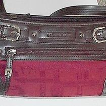 New Etienne Aigner Shoulder Bag Handbag Purse   Photo