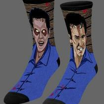 New Evil Dead 2 Socks - Ash Williams Bruce Campbell Kandarian Demon Photo