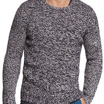 New Express Men's Heavy Gauge Acrylic Wool Sweater Nwt Xl 80 (Thick Crewneck Photo