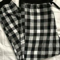 New Express Mens Sleep Jogger Flannel Lounge Pants Xl Pj Bottoms Photo