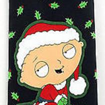 New Family Guy Christmas Mens Necktie Stewie Griffin Tv Cartoon Series Neck Tie Photo