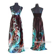 New Fancy Elegant Evening Gown Prom Dresses Womens Sundress Plus Size Maxi 5x Photo