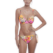 New Fantasie Anguilla Classic Tie-Side Bikini Brief - Medium 12 - Saffron Photo