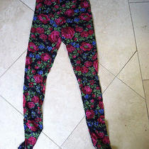 New Floral Cosabella Leggings Photo