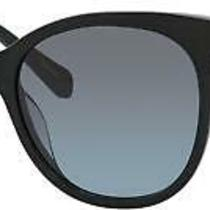 New Fossil Fo Fos2074 Sunglasses 0807 Black 100% Authentic Photo