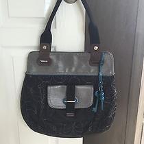 New Fossil Key Per Handbag Rare Photo