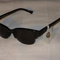 New Fossil Sunglasses Brown Frame Brown Lens  Photo