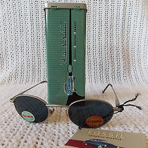 New Fossil Sunglasses With Collectible Tin Case - Great Gift Photo