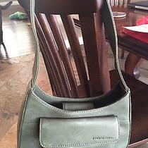 New Fossil Vintage Leather Organizer Shoulder Bag Photo