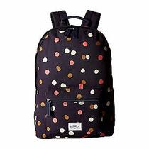 New Fossil Women Ella Canvas Laptop Backpack Navy  Photo
