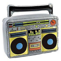 New Fun Express - Inflatable Boom Box 18in Photo