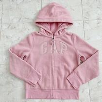 New Fuzzy Gap Fleece Zip-Up Jacket/hoodie Pockets Photo