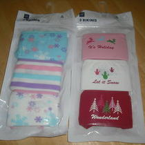 New Gap Girls Underwear Lot 2 Packages Sz 12 Photo